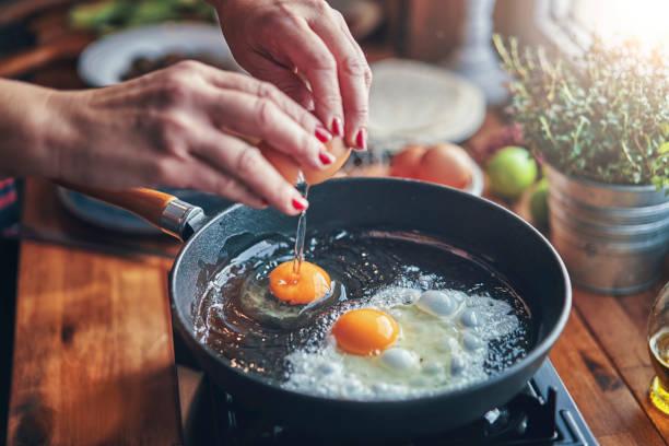 فطور دايت البيض