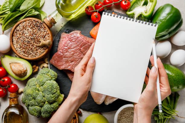 اكلات دايت للعشاء والقيمة الغذائية لكل وجبة