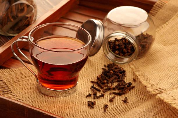 فوائد الشاى بالقرنفل
