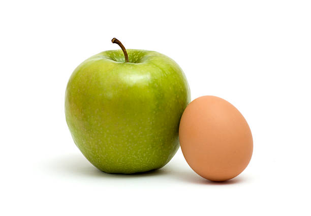 رجيم البيض والتفاح
