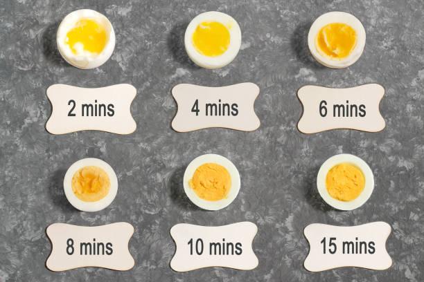 كم بيضة مسلوقة في اليوم للرجيم؟