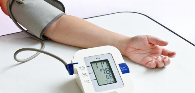 اعراض هبوط الضغط الدموي