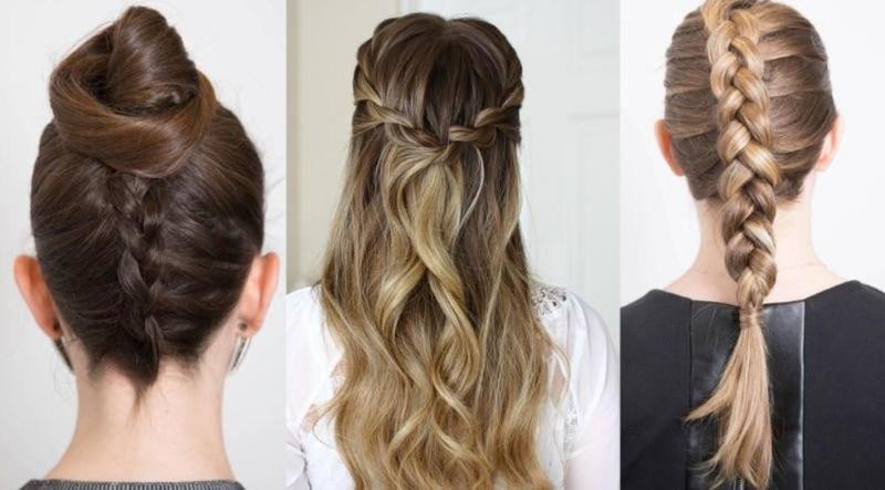 طريقة عمل سنبلة الشعر