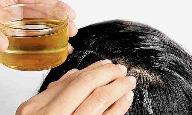 طريقة استخدام زيت الخروع لانبات الشعر