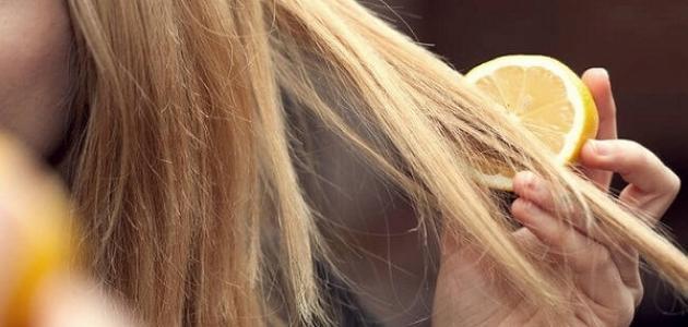 وصفات لازالة رائحة البصل من الشعر