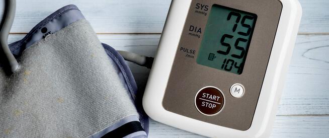 علاج انخفاض الضغط الدموي المستمر