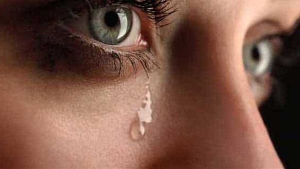 كتمان الحزن