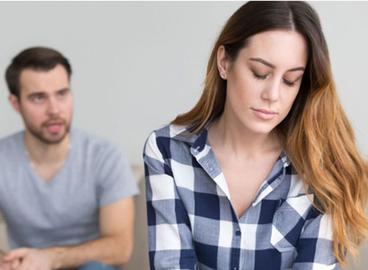 ما مدة فترة تحمل الرجل المتزوج دون علاقة زوجية