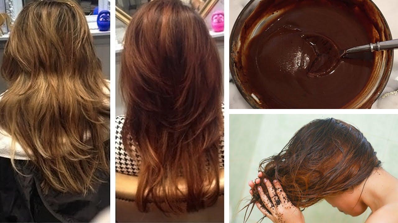 وصفات طبيعية لصبغ الشعر بالبني الفاتح