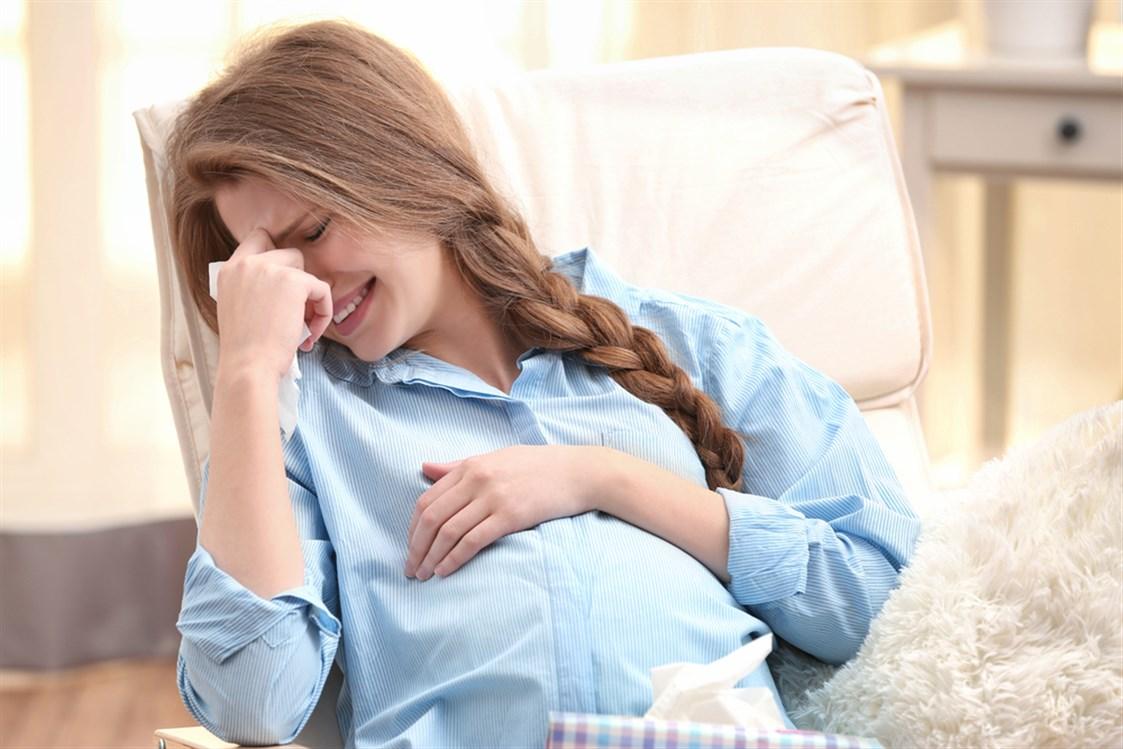 الحمل والحالة النفسية