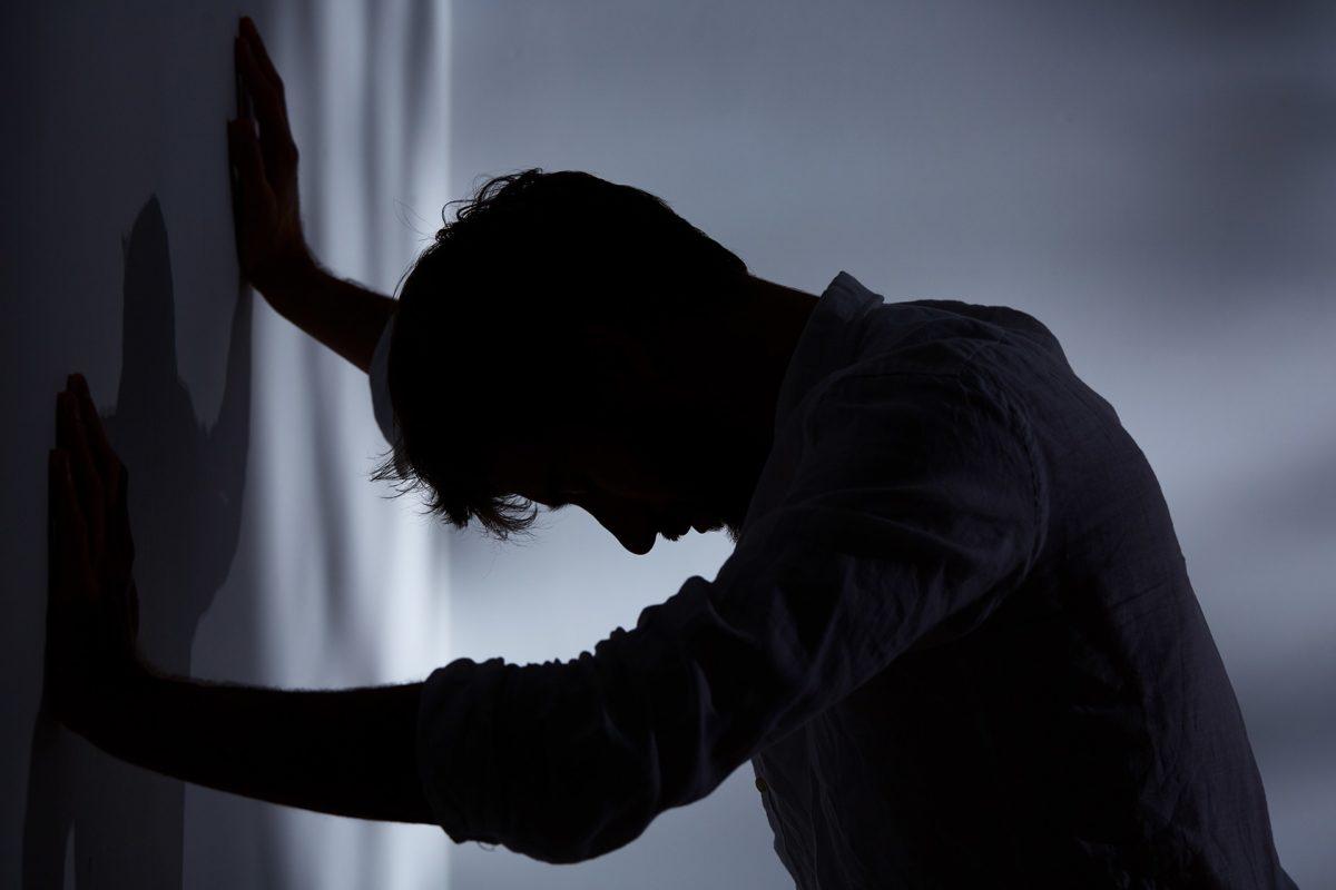 الاضطرابات النفسية لدى الرجال