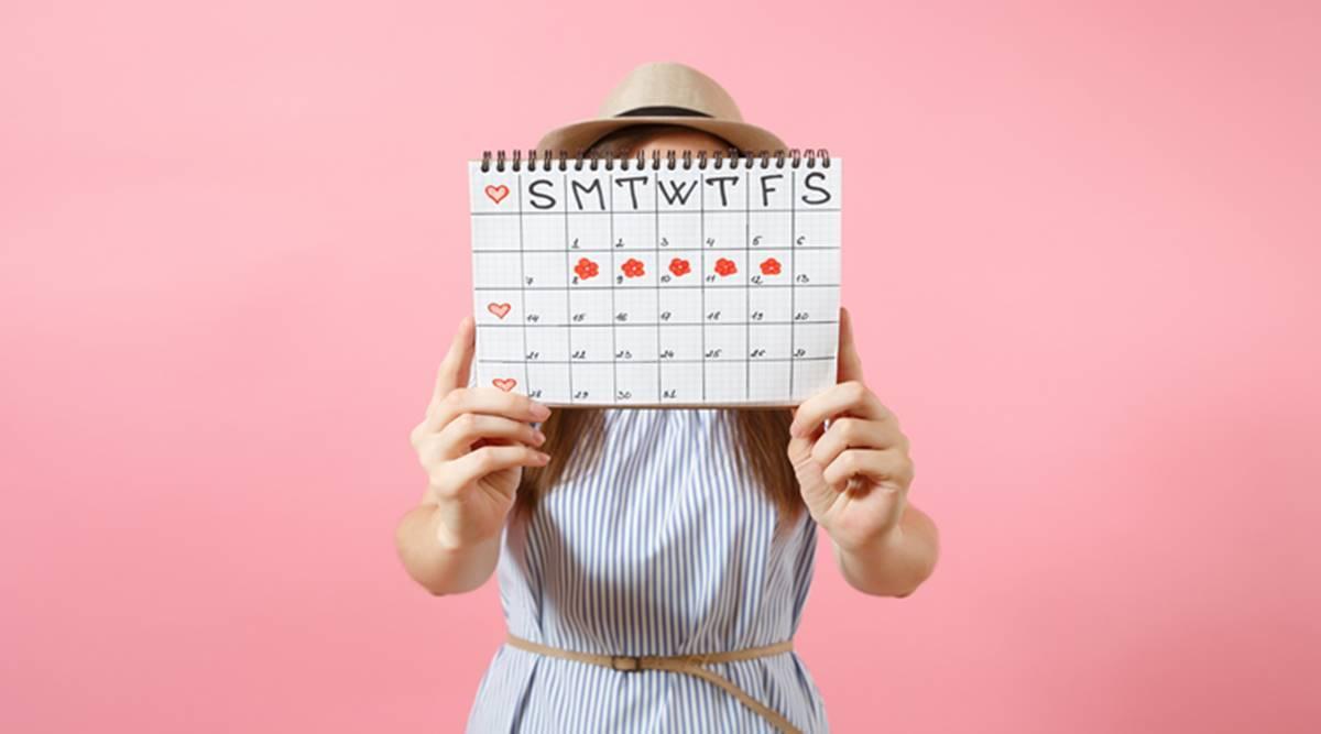 الدورة الشهرية للمرأة