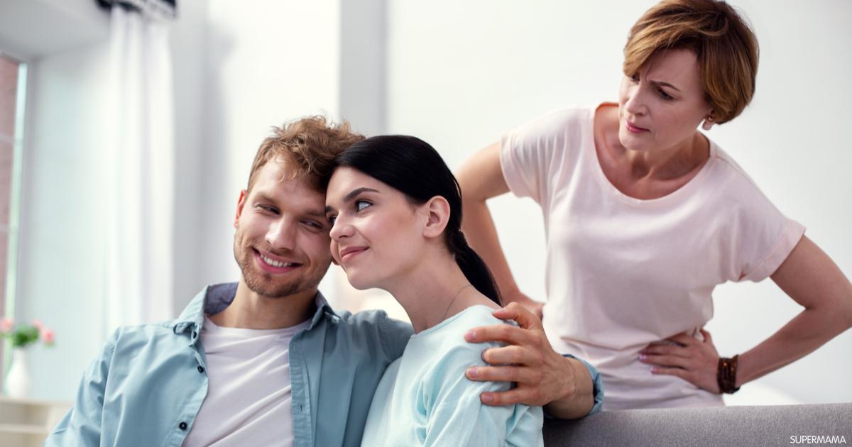 التعامل مع اهل الزوج المزعجين