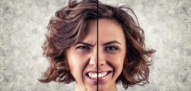 الشخصية المزاجية في علم النفس