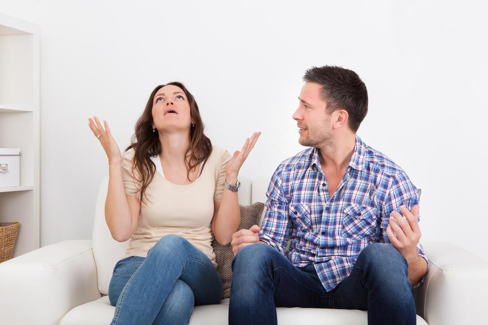 عدم احساس الزوج بزوجته
