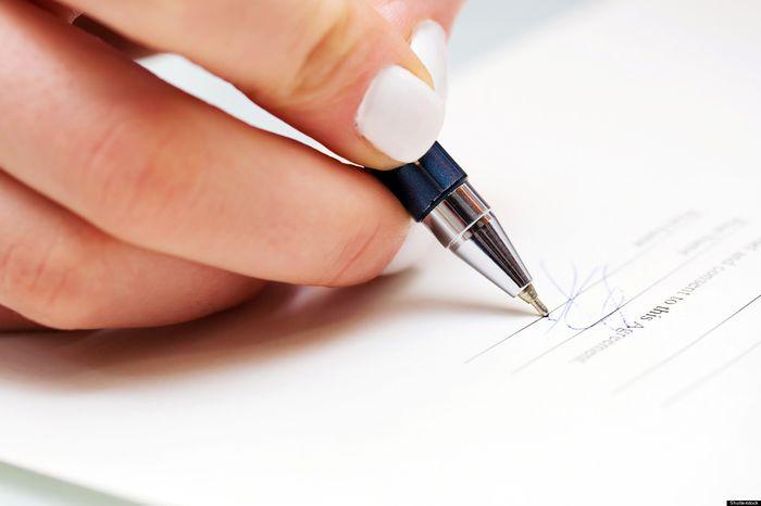 تحليل الشخصية من التوقيع