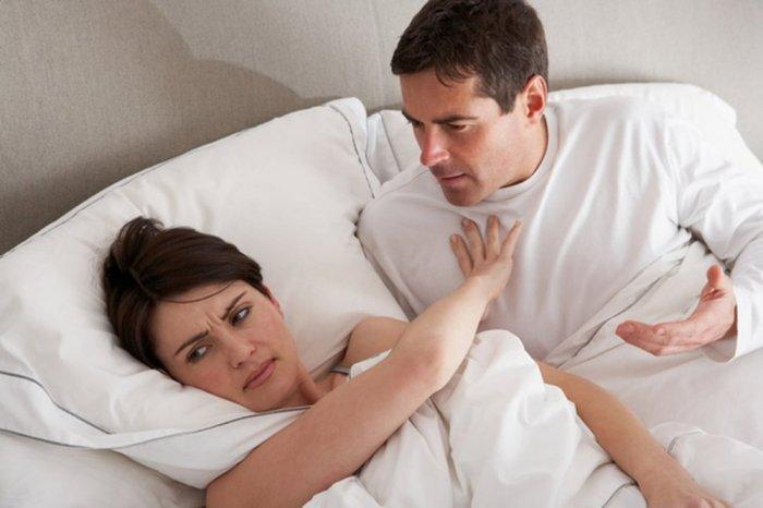 اسباب نفور الزوجة من زوجها