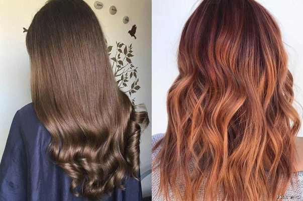 عشبة المشاط تغير لون الشعر