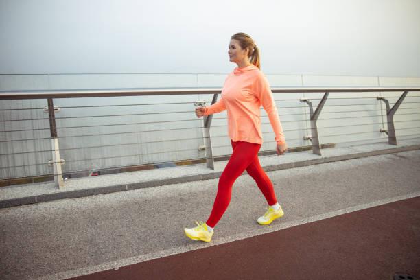 هل المشي ينزل الوزن؟