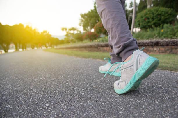 جدول المشي لتخفيف الوزن