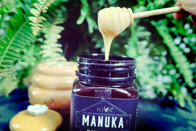 طريقة استخدام عسل مانوكا