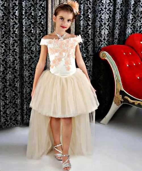فستان افراح بناتي
