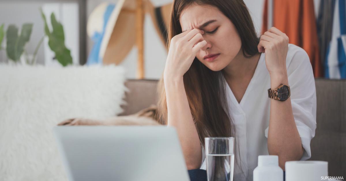 أعراض اضطرابات الهرمونات الأنثوية