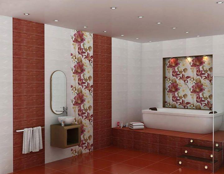 ديكورات حمامات صغيرة 2022