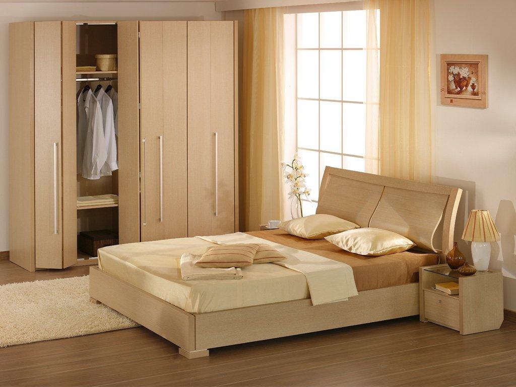 غرفة نوم بيج