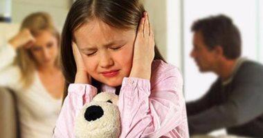 الطلاق وحضانة الأطفال